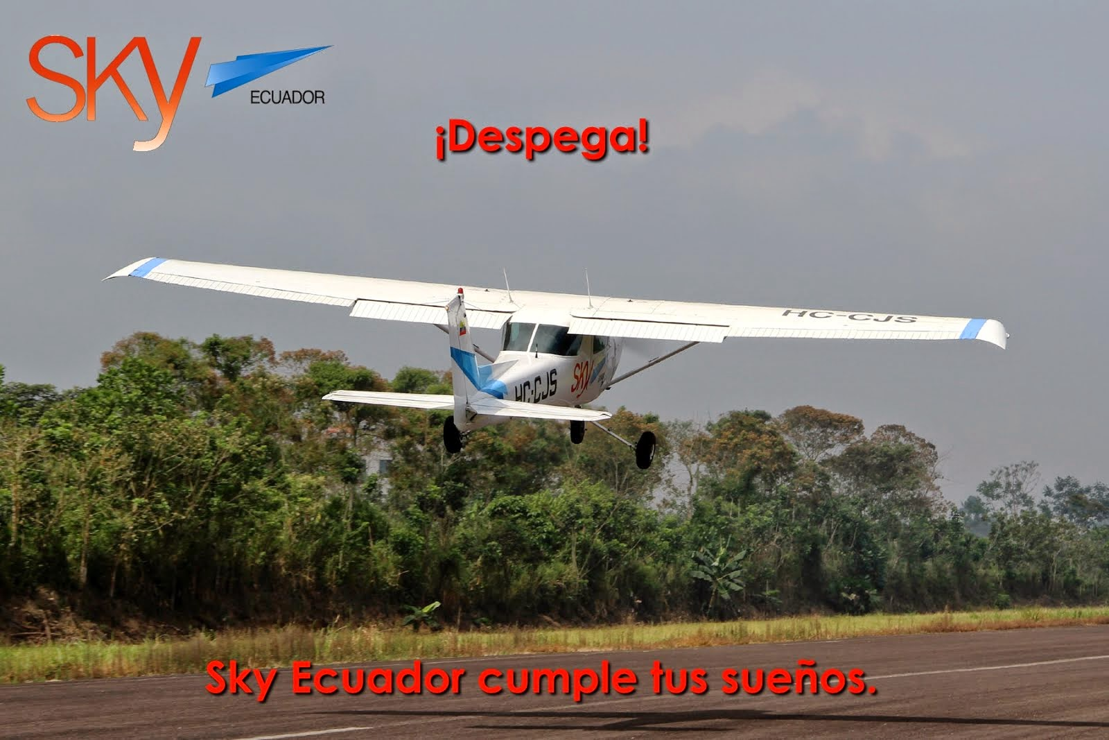 Sky Ecuador - Escuela de Pilotos