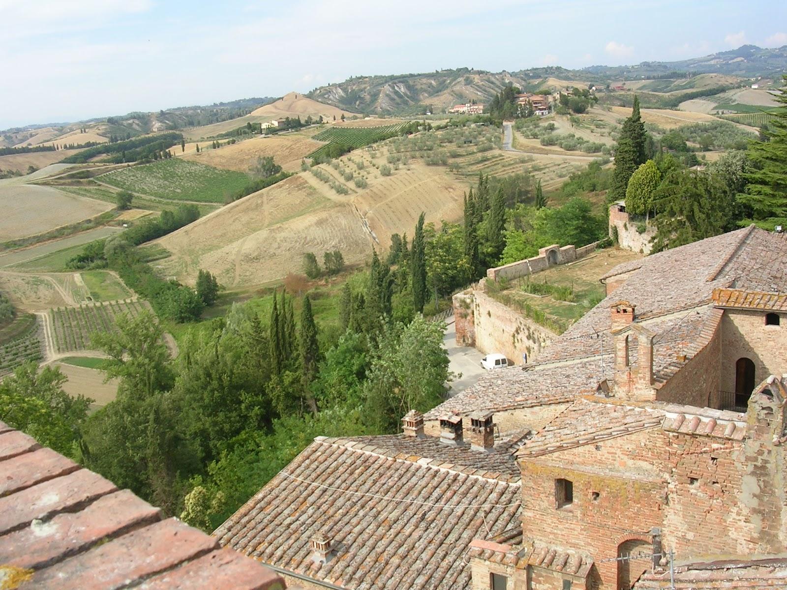 Lapprendista: Soggiorno in Toscana e INSALATISSIMA - XATÓ