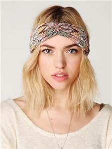 Model Rambut Untuk Wajah Bulat Wanita The Chich Headband