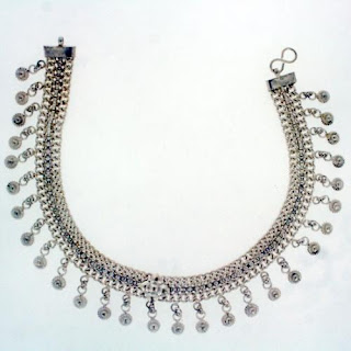 Wholesale Cheap Silver Anklets