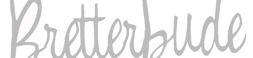 Bretterbude Blog