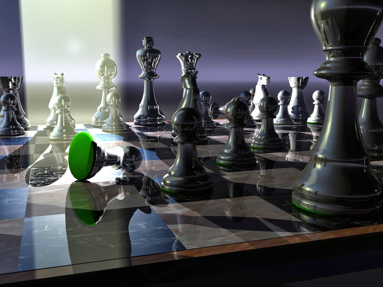 Chess 3d view awesome