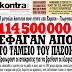 Η ΜΕΓΑΛΗ ΛΗΣΤΕΙΑ!!! 114.500.0000 ευρώ έφαγαν από το ταμείο του ΠΑΣΟΚ !!