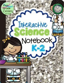 https://www.teacherspayteachers.com/Product/Interactive-Notebook-Science-K-2-1708431