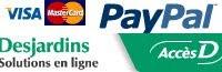 Paiements   Acceptés