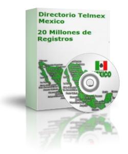 Directorio Telmex Descargar CD