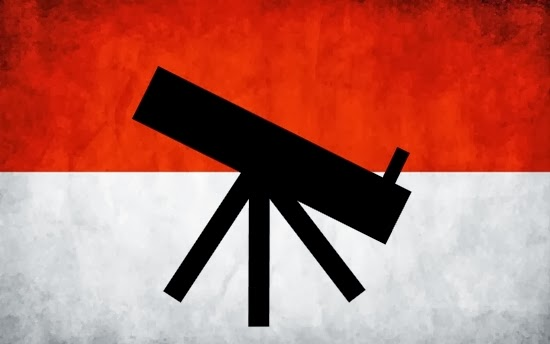 Perkembangan Astronomi Indonesia Paling Cepat di Asia Tenggara