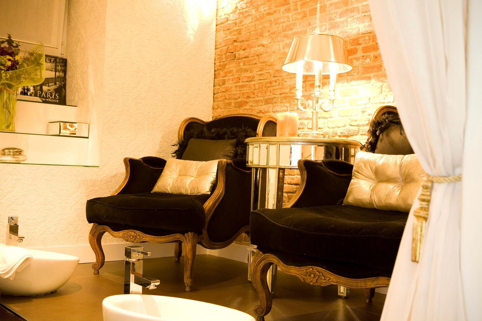 Manicura ysl en le petit salon el bazar de marisse - Sillon de pedicura spa ...