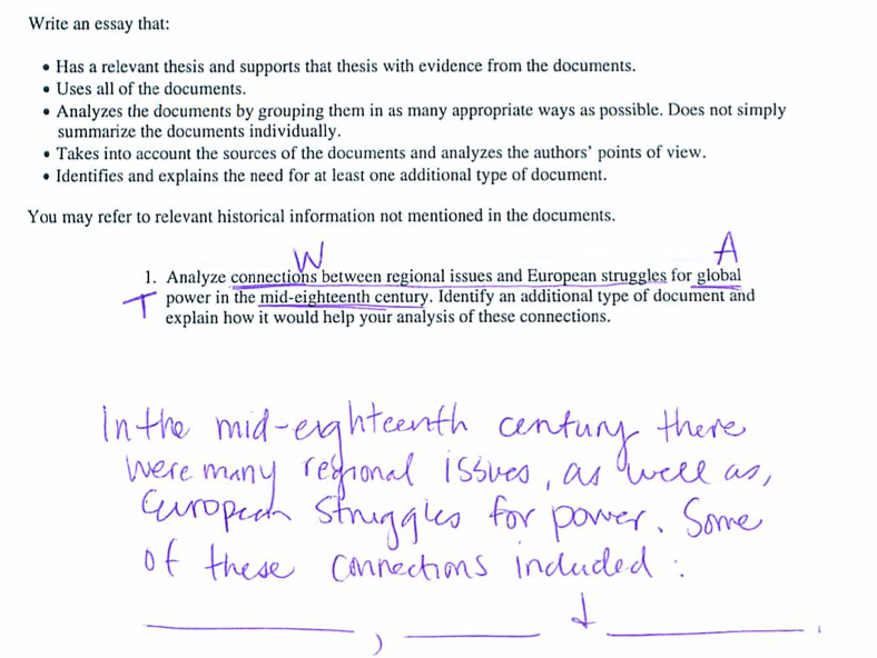 thematic essay for global history regents 2013 The thematic essay learn topics for the global history 10 thematic essay change have us history regents thematic essays from  essay for economics june 2013.