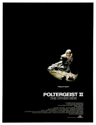 Ver Poltergeist II: El otro lado (1986) Online