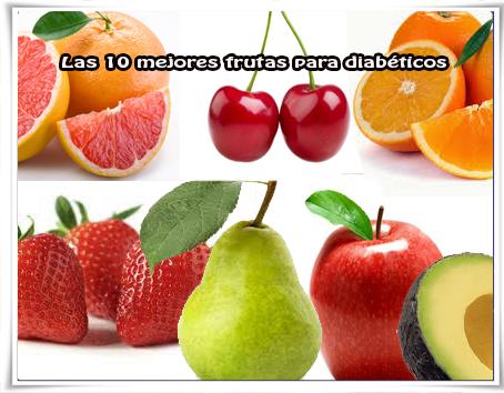 Salud y bienestar ,  frutas, diabetes