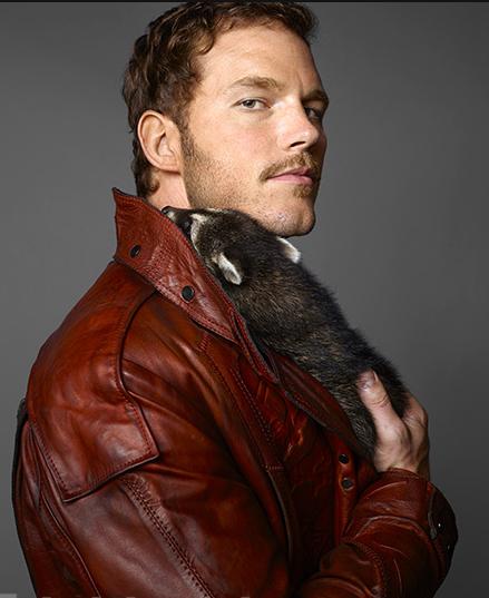 Chris Pratt 2014