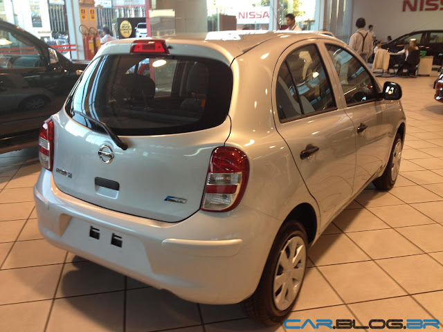 Nissan March 2013 1.0