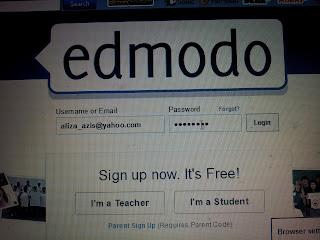 www.edmodo.com untuk guru