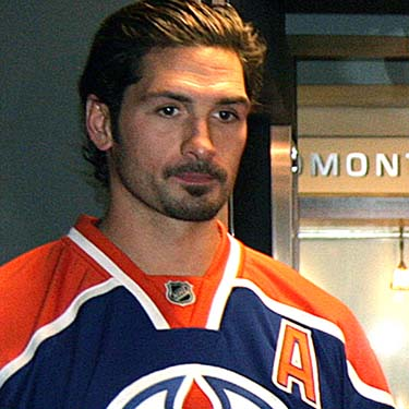 year old Sheldon Souray