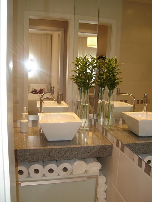 LILIAN CARVALHO Banheiros -> Banheiro Decorado Ap