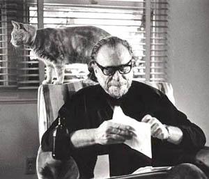 Los escritores y sus hábitos a la hora de escribir: Charles Bukowski