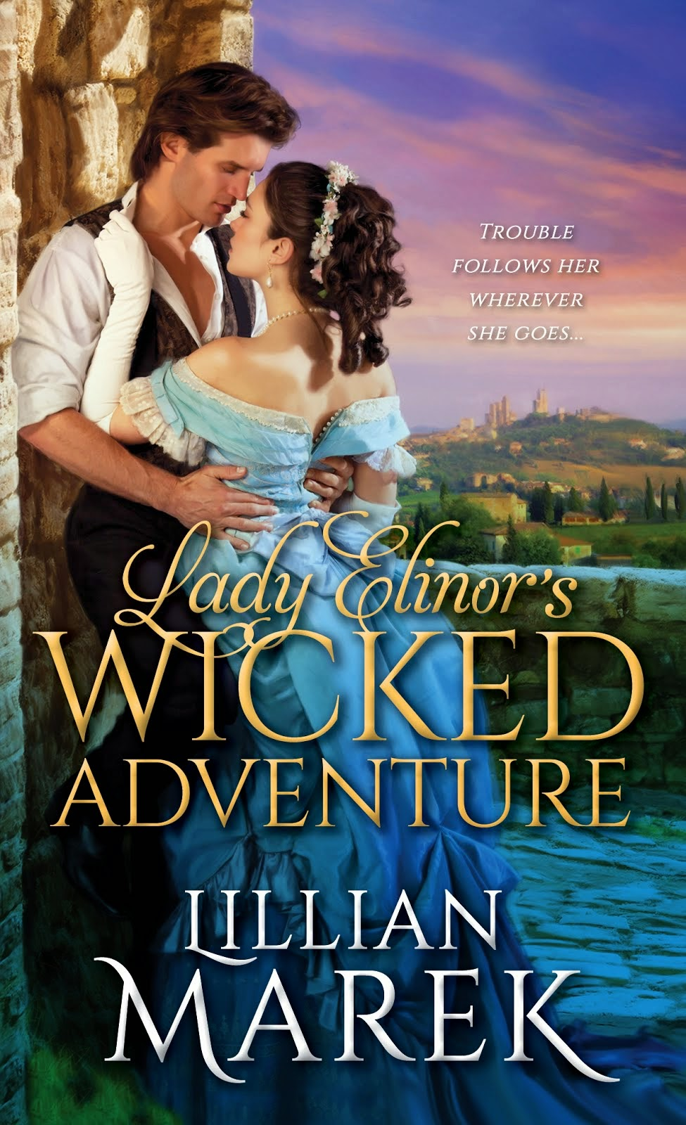 Lady Elinor's Wicked Adventure