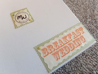 DIY Wedding Guest Books
