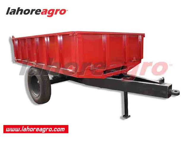 Tipping Trailer, Trailer, Farm Trailer