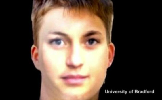 Prince george at age 20 according to scientists