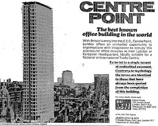 Original Centrepoint Building flyer