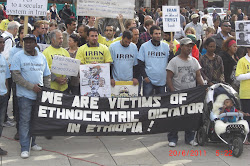 We are victims of Ethio. fascist regime