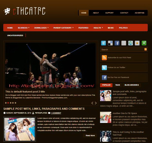 eTheater