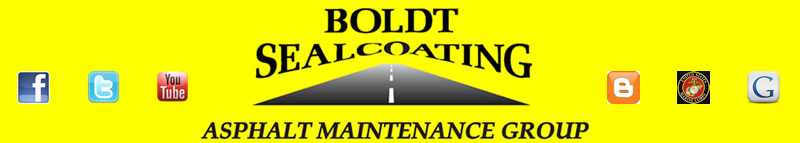 Boldt Paving & Sealcoating