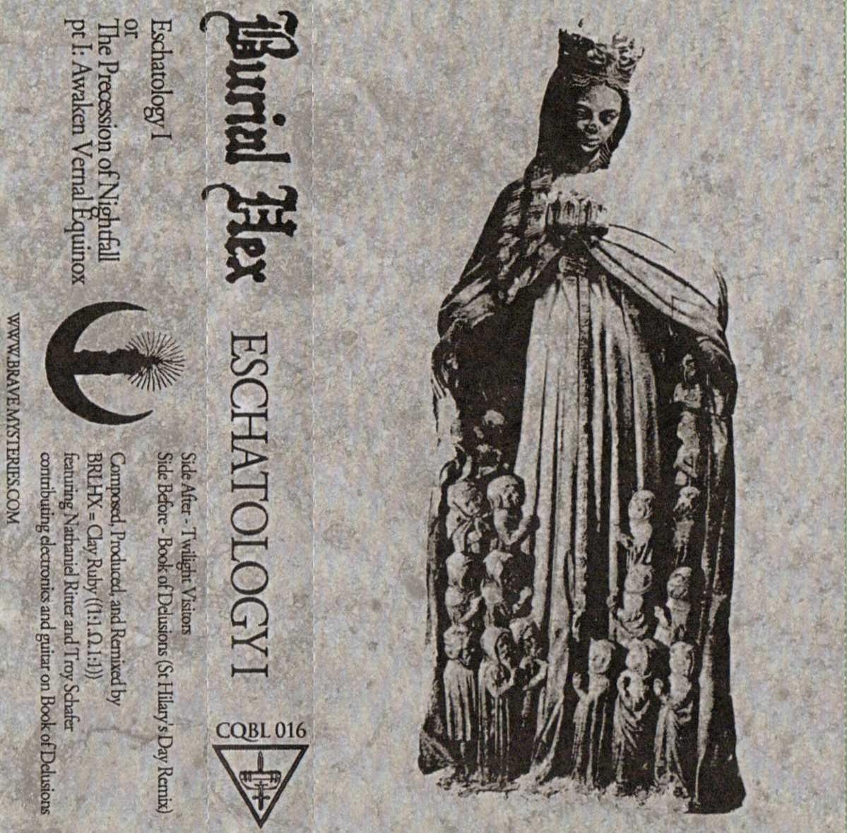 Burial Hex - In Girum Imus Nocte Et Consumimur Igni