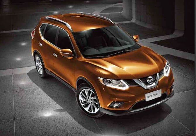 All New Nissal X-trail Eksterior