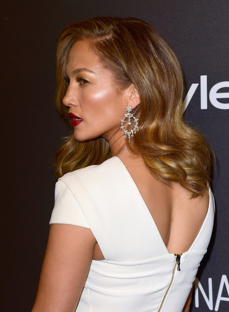 Actress, Singer, @ Jennifer Lopez - InStyle and Warner Bros. 73rd Annual Golden Globe Awards Post-Party in Beverly Hills