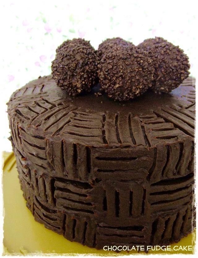 Tested & Tasted: Chocolate Fudge Cake