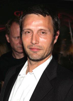 actores de television Mads Mikkelsen