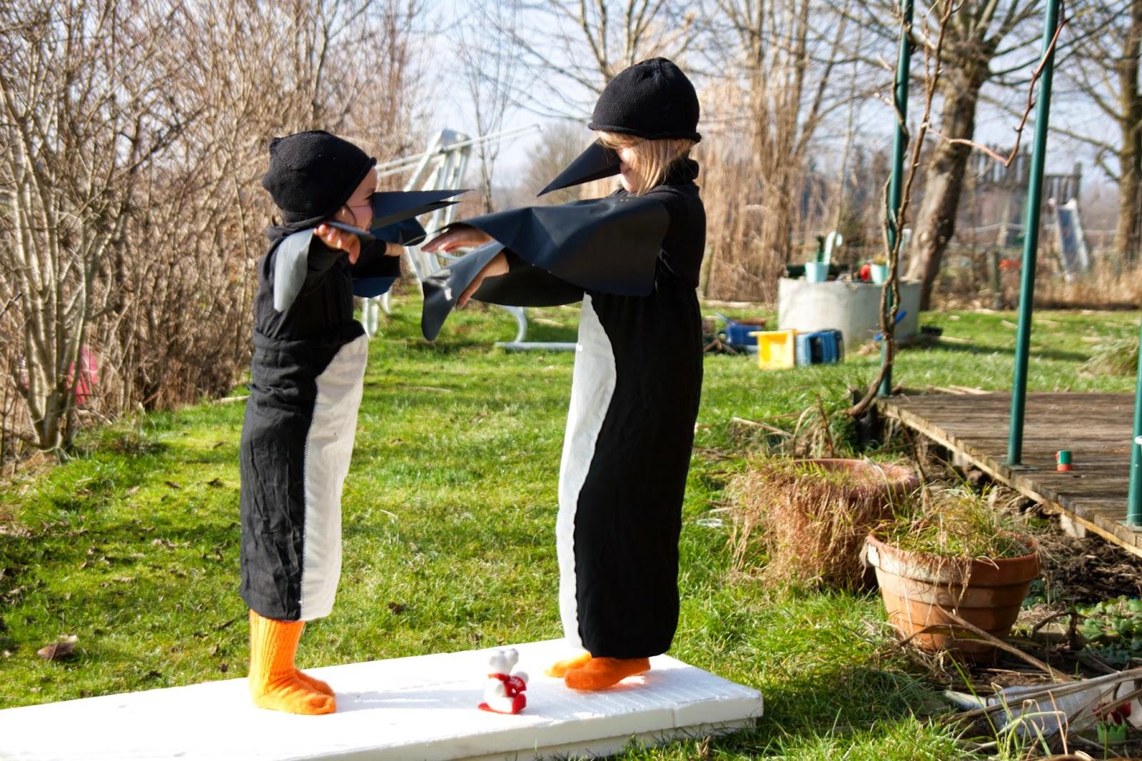 monsterlabel pinguin anleitung. Black Bedroom Furniture Sets. Home Design Ideas