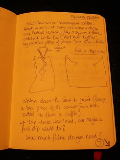Refashion Notebook