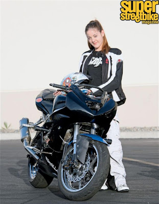 Lady Freestyle Motor Dunia