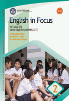 English in Focus 2 for Grade VIII Junior High School (SMP/MTs) oleh Artono