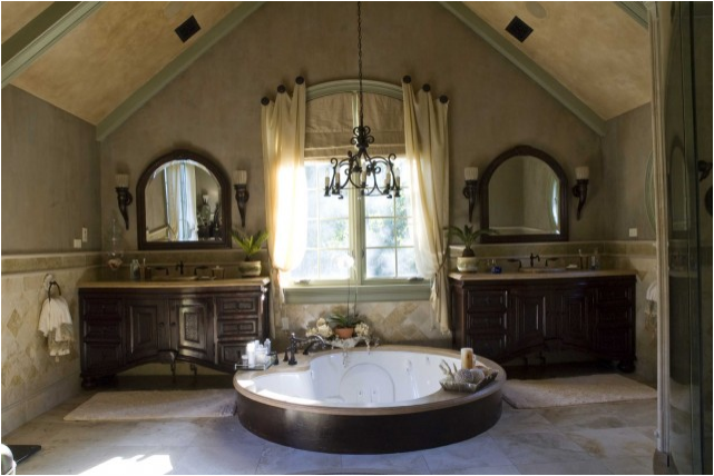 Key interiors by shinay old world bathroom design ideas Virtual worlds bathroom design