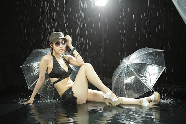 4 Im Min Young in Black-very cute asian girl-girlcute4u.blogspot.com