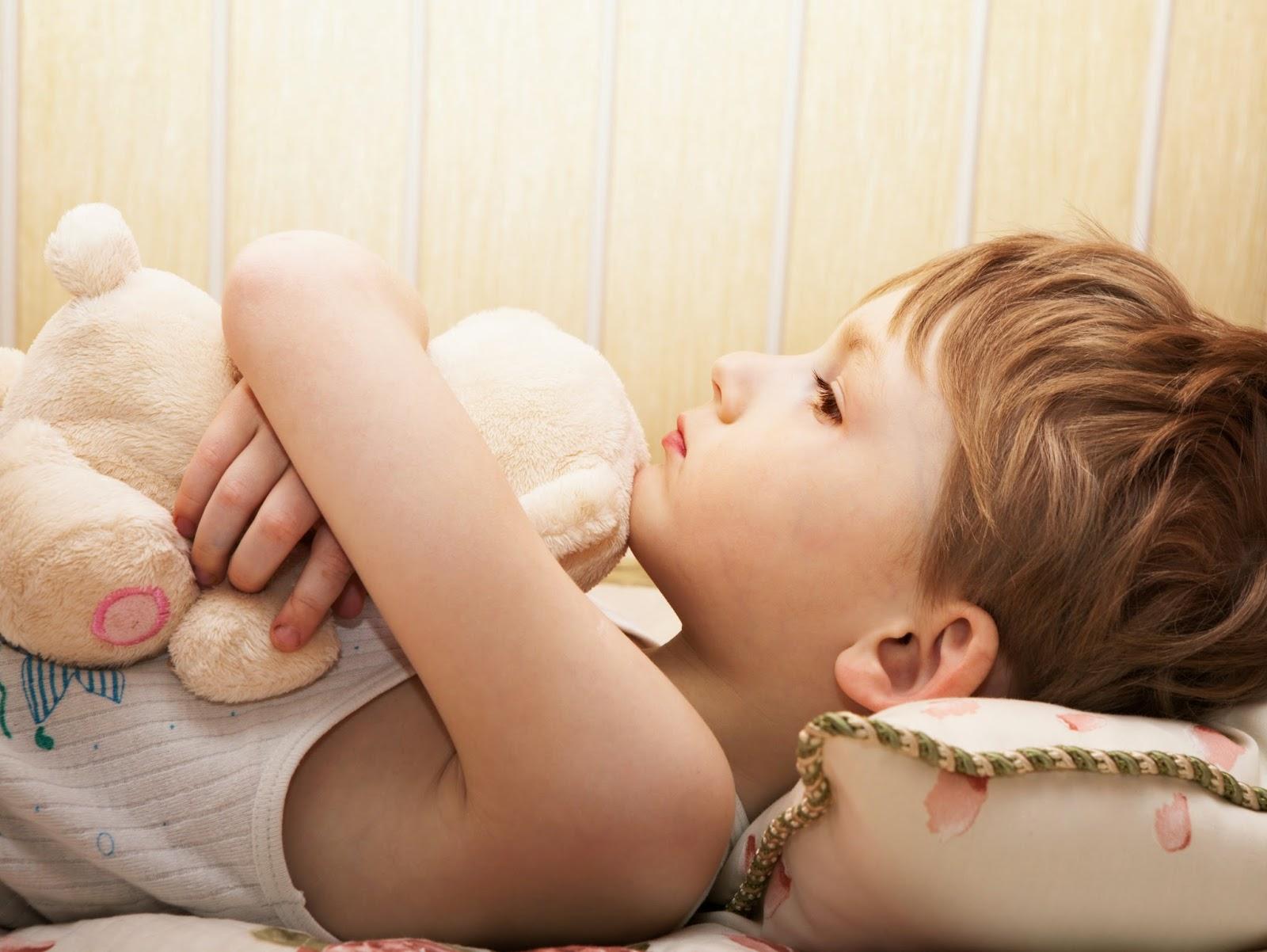 anak sukar tidur