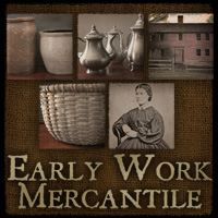 Proud Member Of Early Work Mercantile