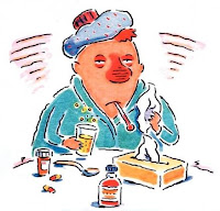 الزكام اسبابه اعراضه و علاجه