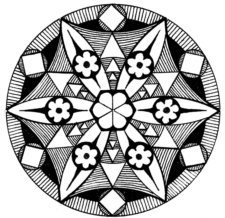 PRINTS в черно-белом