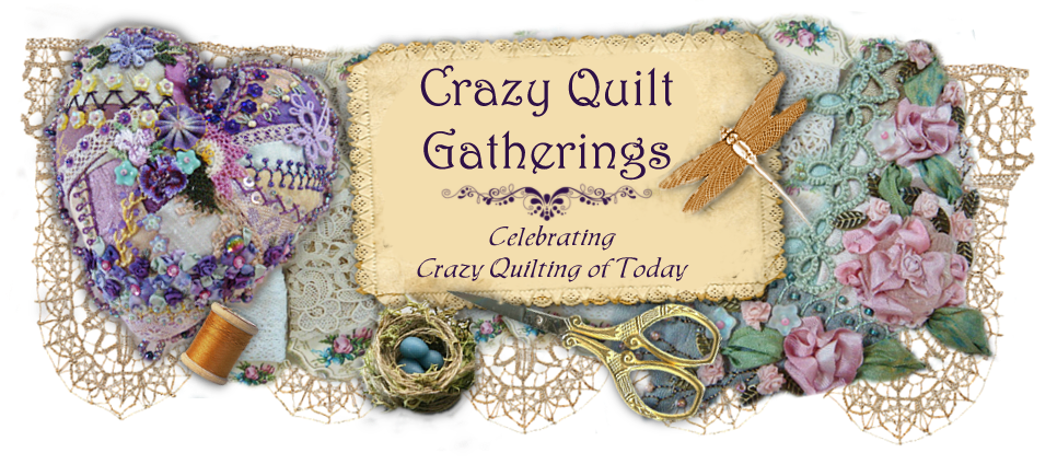 Crazy Quilt Gatherings