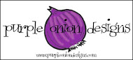 Purple Onion Designs blog