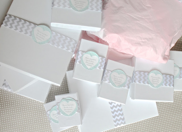 ChronicallyVintage Etsy shop - a bundle of packages