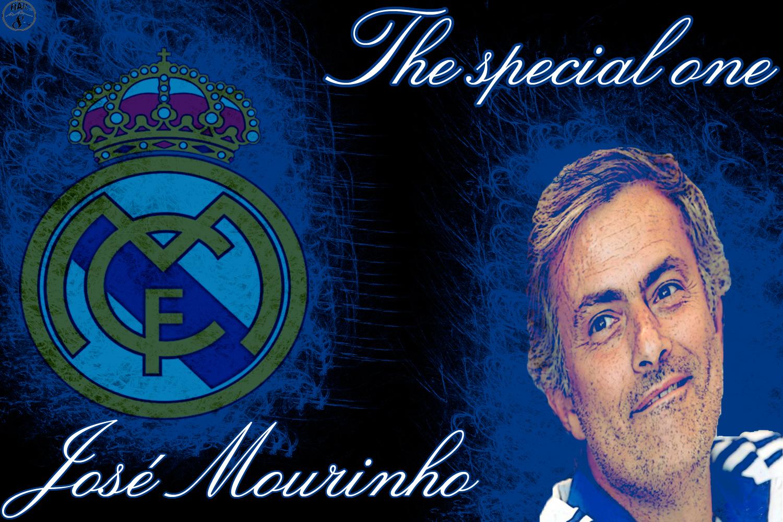 the special oneJose Mourinho The Special One