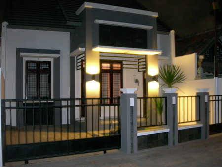 Contoh Desain Rumah Modern on Contoh Gambar Desain Rumah Minimalis Modern