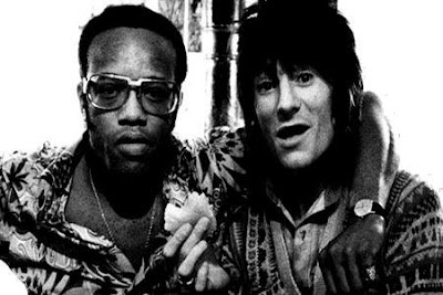 bobby womack & ronnie wood 1975